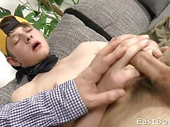 Teen Boy - Handjob Adventure