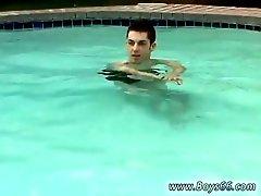 Sex gay outdoor desert Kaleb&#039_s Pissy Pool Party