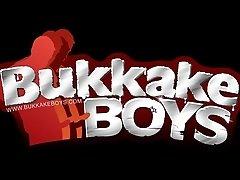 Bukkake boys... bukkake,facial,cumshot,bareback,gay,interracial,big dick,twink,anal,gangbang,compilation,Cumshots