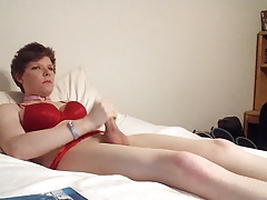 Sissy masturbation Amateur (Gay);Crossdressers (Gay);Twinks (Gay);HD Gays