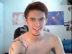 Half Danish Boy Showing On Cam In The United States America & Talk Show 1