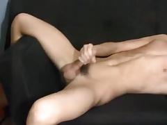 Big Cocks (Gay);Masturbation (Gay);Twinks (Gay);Handjobs (Gay) Horny Boy