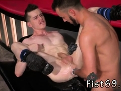 Fist and dick fucking movie gay Switching positions, Axel la